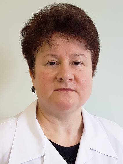 Жарковская Наталья Николаевна